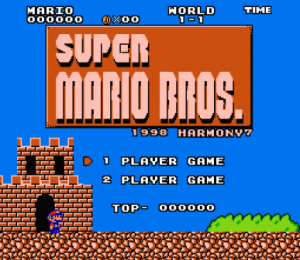 Super Marion Bros 300x260