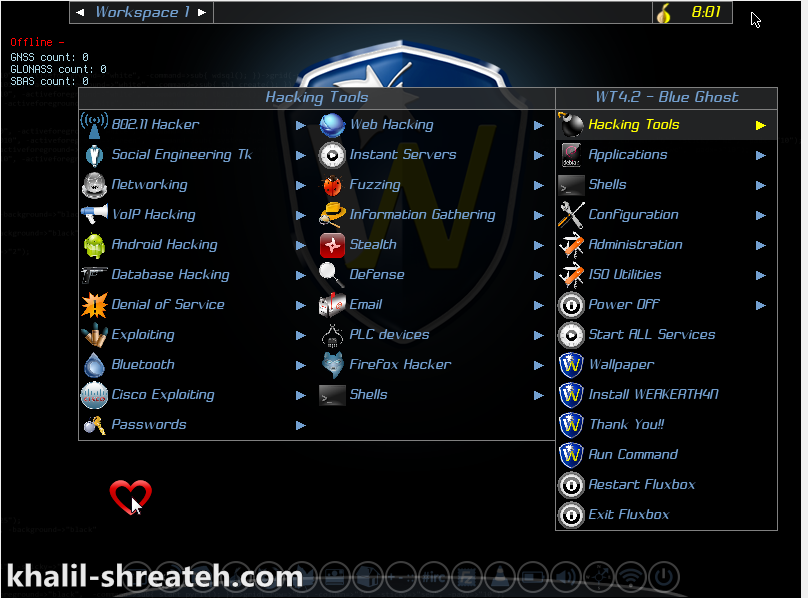 Download Weakerth4n Blue Ghost