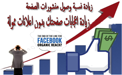 Ar Increase Page Organic Reach And Likes