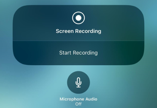 Solution: No sound when sending iOS 11 screen-recordings