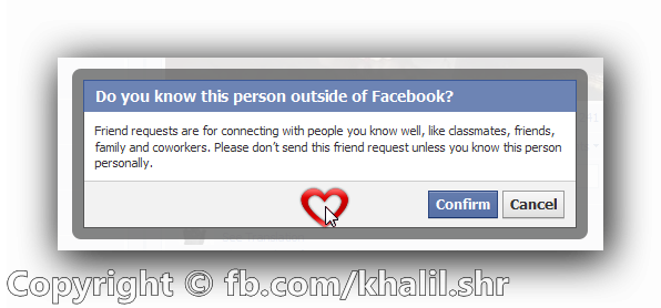 how to cancel friend request sent by me in facebook