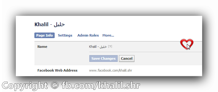 Change Facebook Page Name Over 200 Likes :: Legal Way