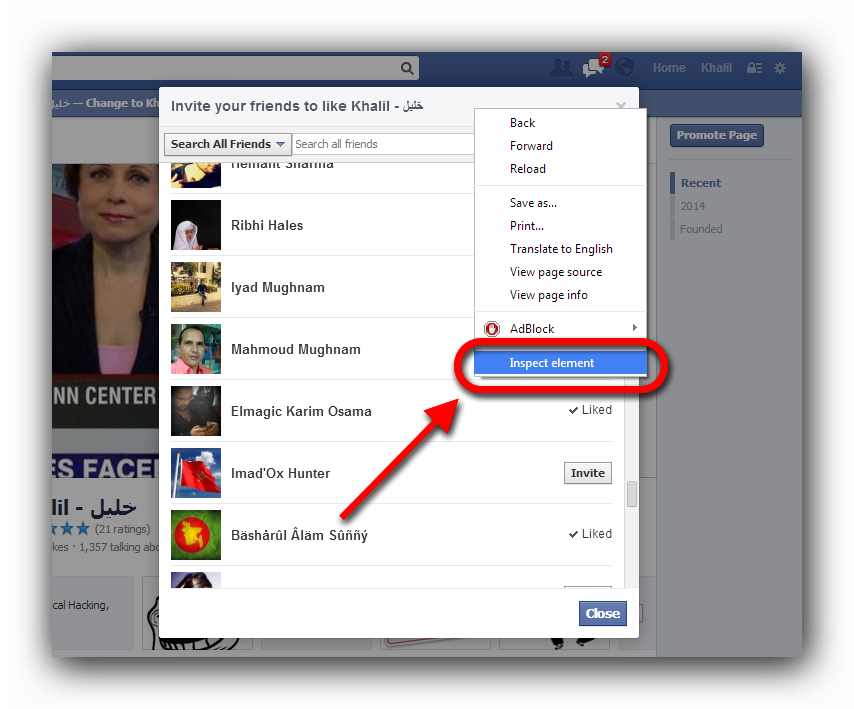 how to delete all likes on facebook at once