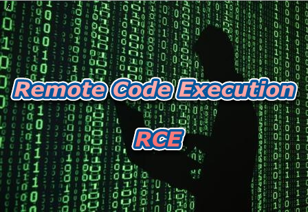Remote Code Execution (RCE)