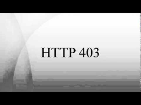 Bypass web server error 403 forbidden