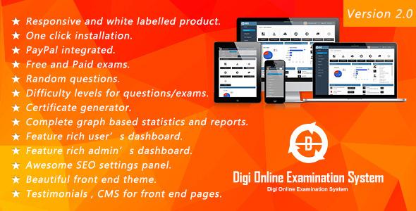 Digi Online Examination System 2 0 Shell Upload