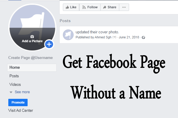 Get-Facebook-Page-Without-Name